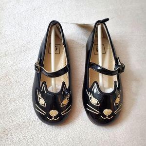 Gap kids kitty shoes